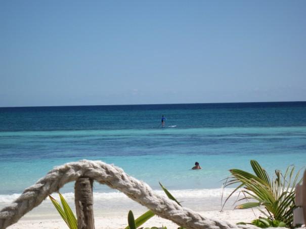 Tulumin ranta on rankattu yhdeksi maailman parhaista.